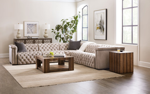 Thumbnail of Hooker Furniture - Power Sectional Two Recliners with Power Headrest, Five Piece