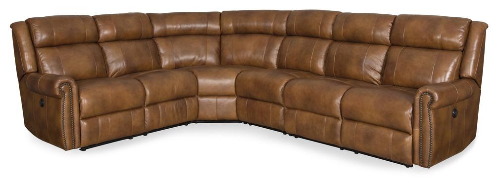 Hooker Furniture - Power Sectional, Four Piece