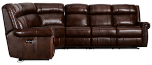 Thumbnail of Hooker Furniture - Four piece Power Sectional
