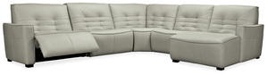 Thumbnail of Hooker Furniture - Right Arm Facing Chaise Sectional with Two Recliners, Five Piece