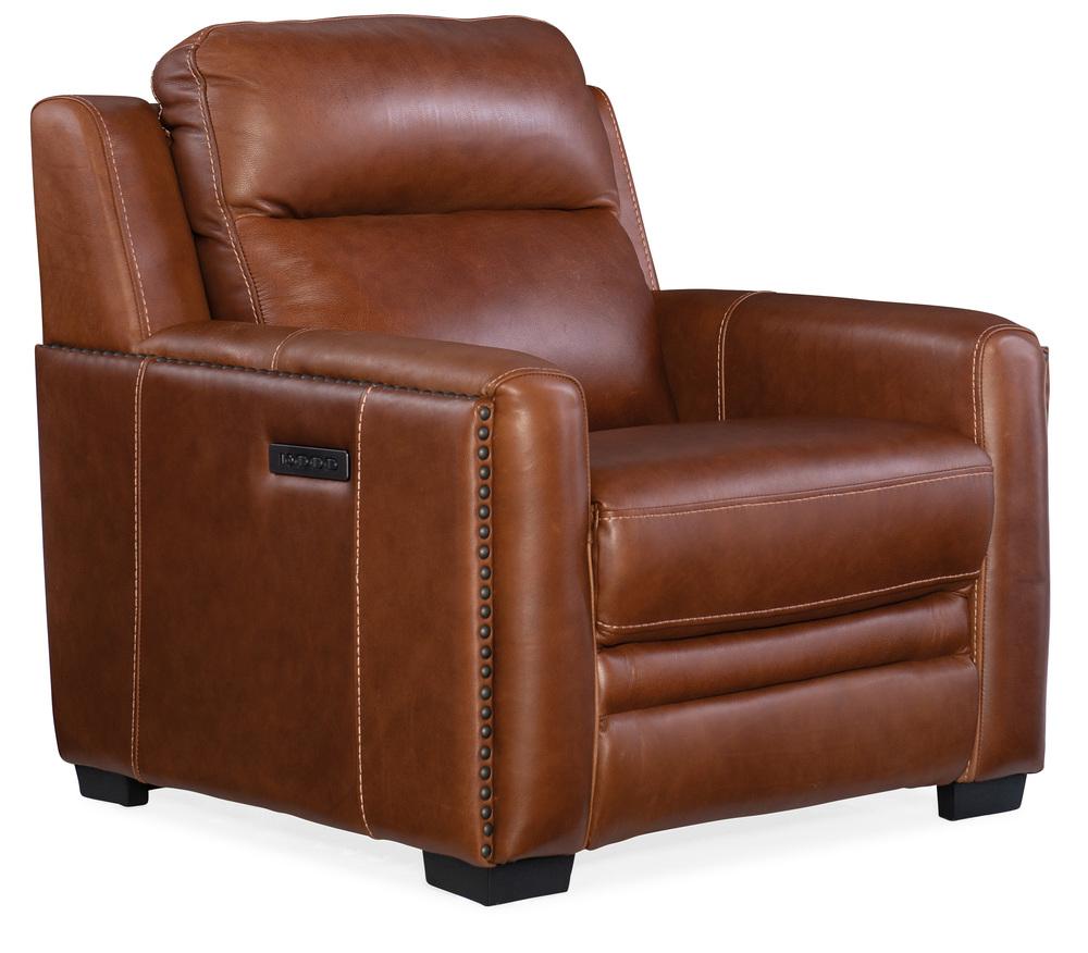 Hooker Furniture - Lincoln Power Recliner w/ Power Headrest & Power Lumbar Support