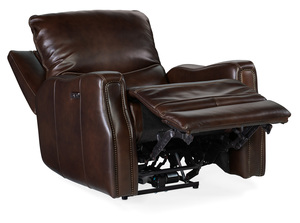 Thumbnail of Hooker Furniture - Gage Power Recliner w/ Power Headrest