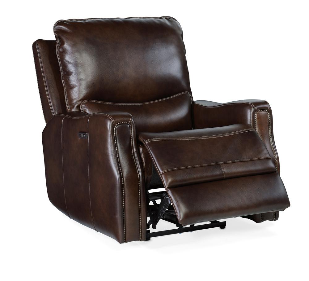 Hooker Furniture - Gage Power Recliner w/ Power Headrest