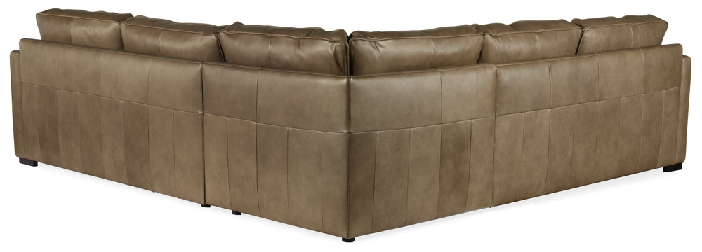 Hooker Furniture - Romiah Stationary Sectional, Three Piece