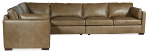 Thumbnail of Hooker Furniture - Romiah Stationary Sectional, Four Piece