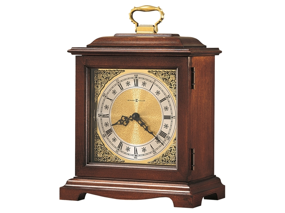 Howard Miller Clock - Graham Bracket III Mantel Clock