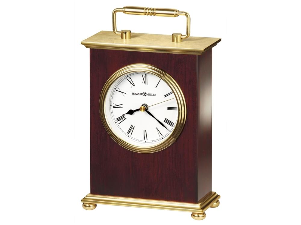 Howard Miller Clock - Rosewood Bracket Table Top Clock