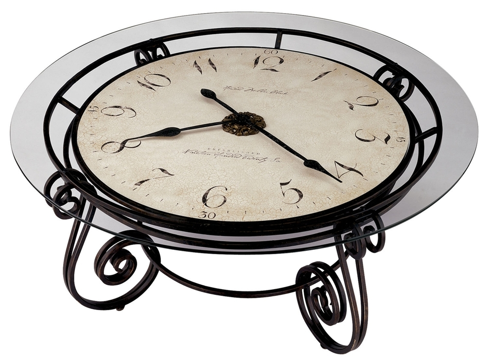 Howard Miller Clock - Ravenna-Table Floor Clock