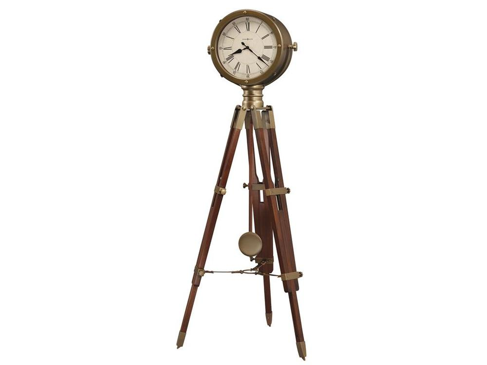 Howard Miller Clock - Time Surveyor Floor Clock