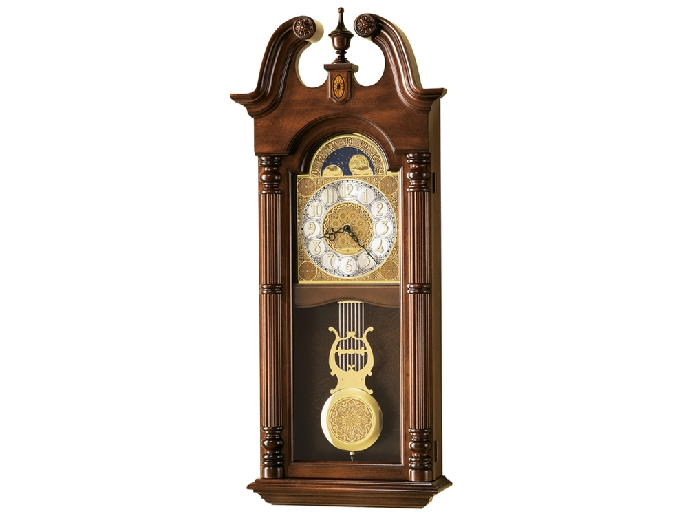 HOWARD MILLER CLOCK CO - Maxwell Wall Clock