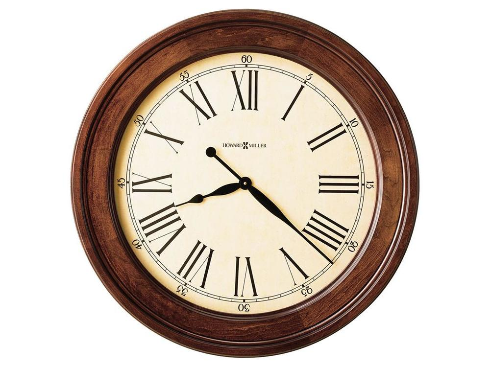 Howard Miller Clock - Grand Americana Wall Clock