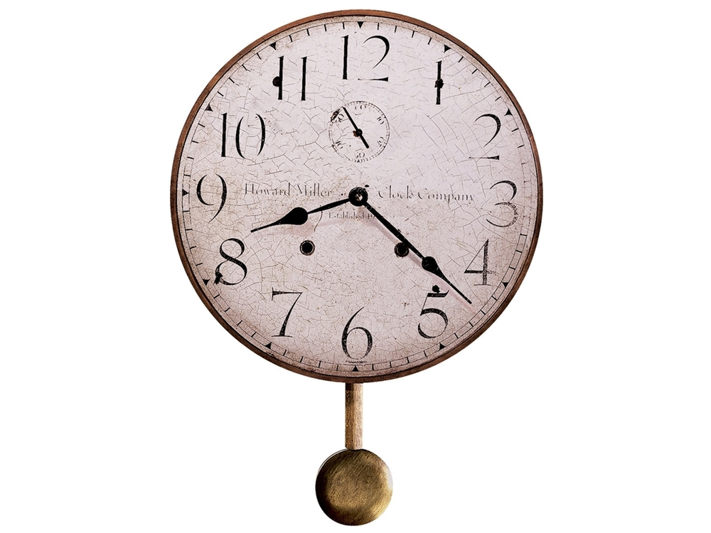 Howard Miller Clock - Original Howard Miller II Wall Clock