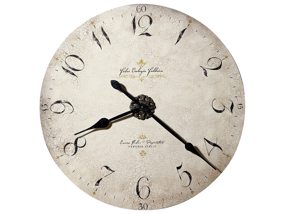 Howard Miller Clock - Enrico Fulvi Wall Clock