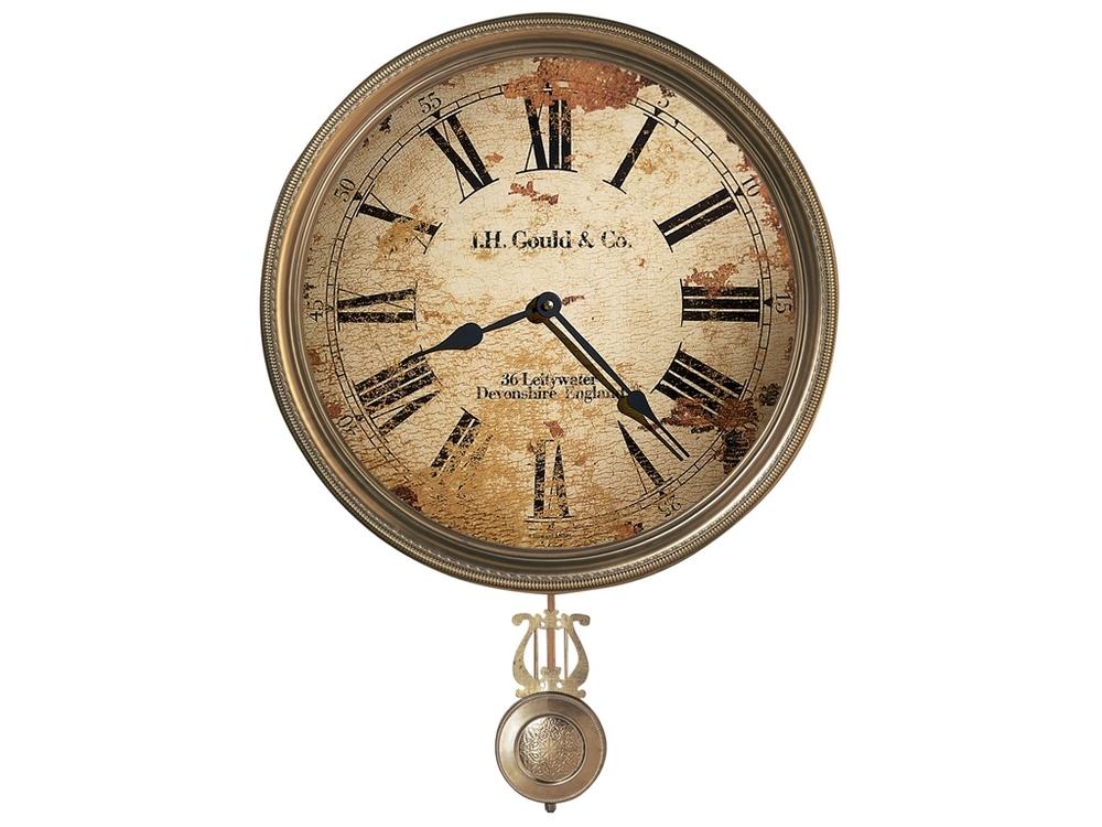 Howard Miller Clock - J.H. Gould & Company III Wall Clock