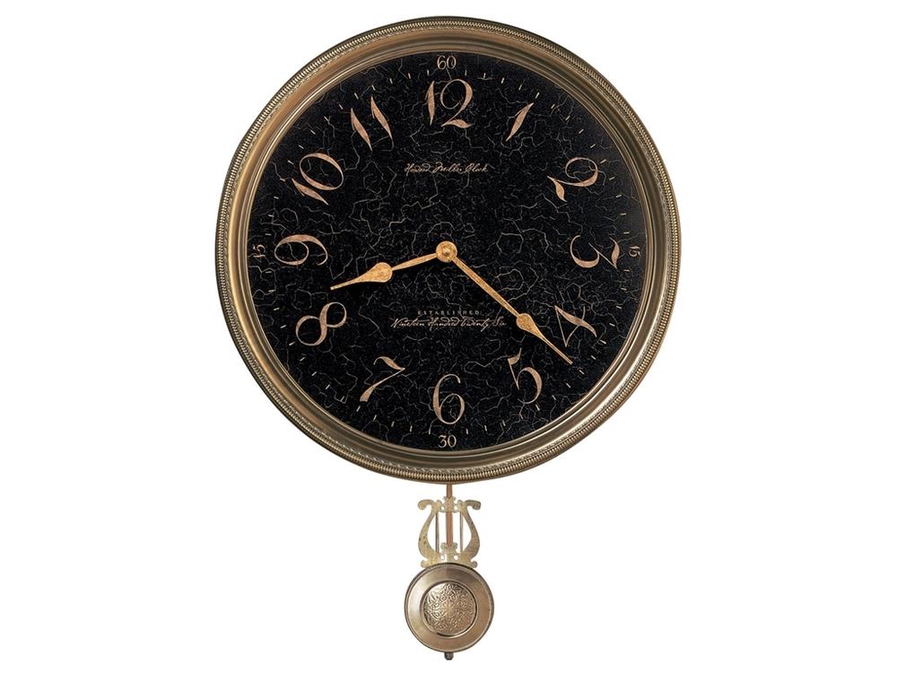 Howard Miller Clock - Paris Night Wall Clock
