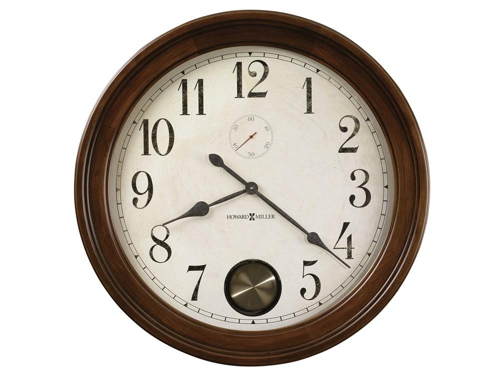 Howard Miller Clock - Auburn Wall Clock