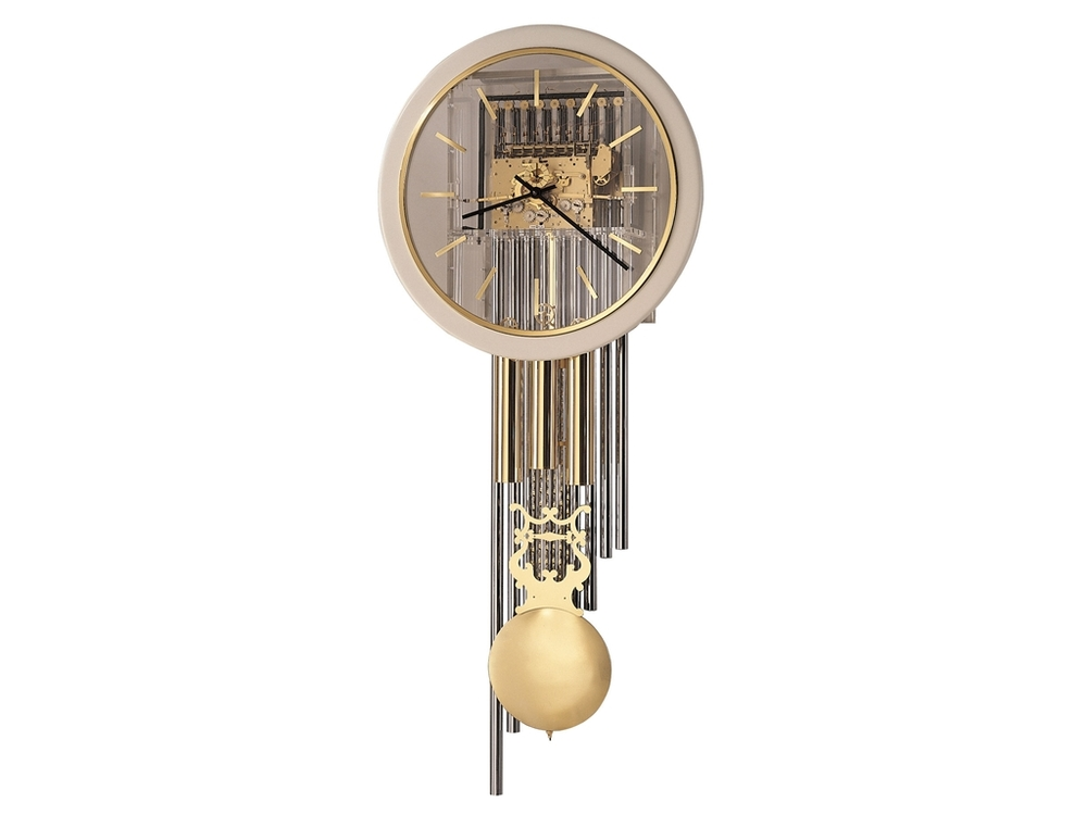 HOWARD MILLER CLOCK CO - Focal Point Wall Clock