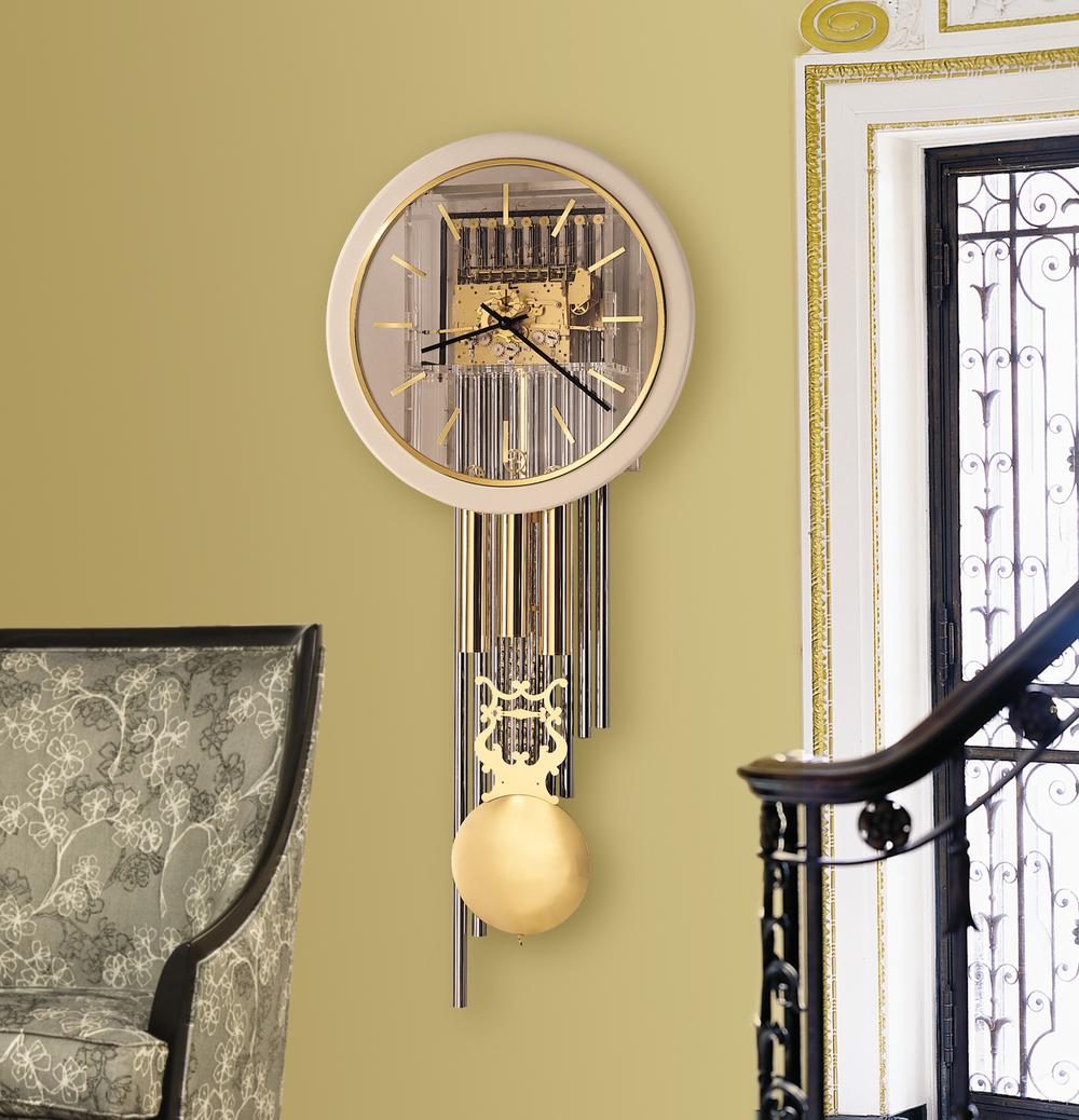 Howard Miller Clock - Focal Point Wall Clock