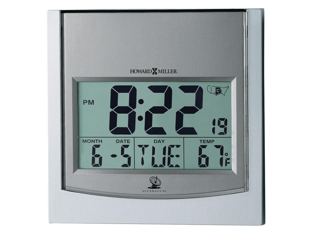HOWARD MILLER CLOCK CO - Techtime I Wall Clock