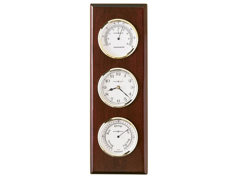 HOWARD MILLER CLOCK CO - Shore Station Wall Clock