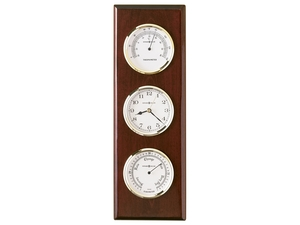 Thumbnail of HOWARD MILLER CLOCK CO - Shore Station Wall Clock