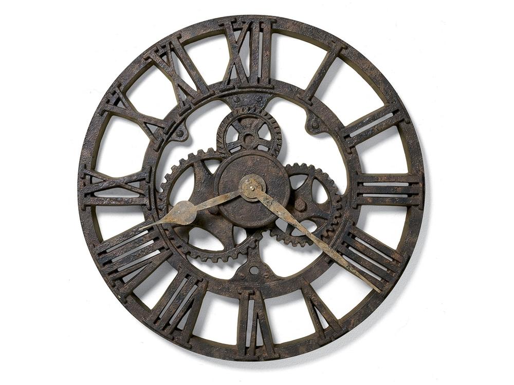 HOWARD MILLER CLOCK CO - Allentown Wall Clock
