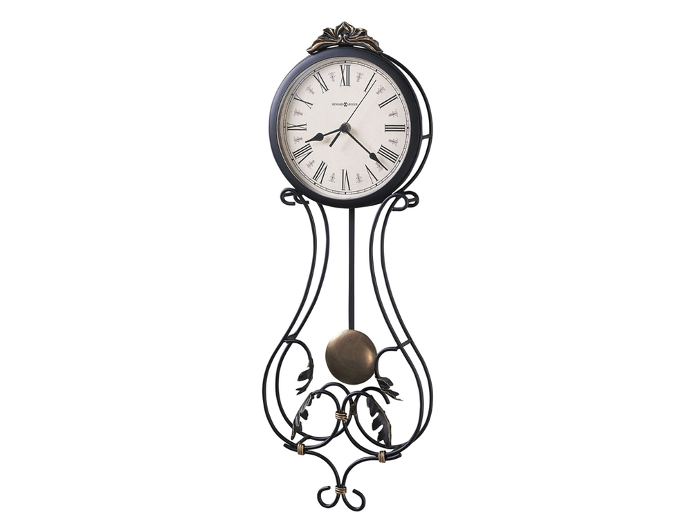 HOWARD MILLER CLOCK CO - Paulina Wall Clock