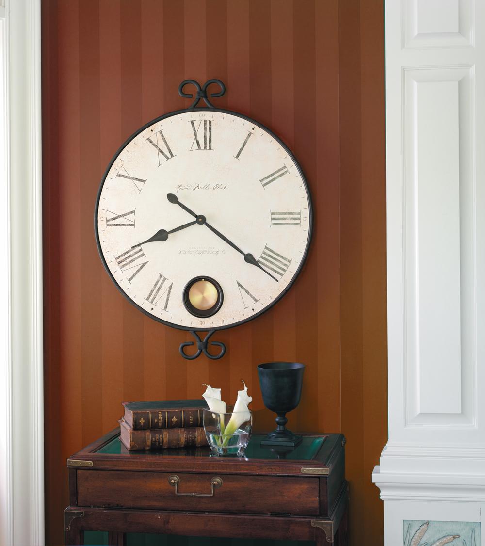Howard Miller Clock - Magdalen Wall Clock