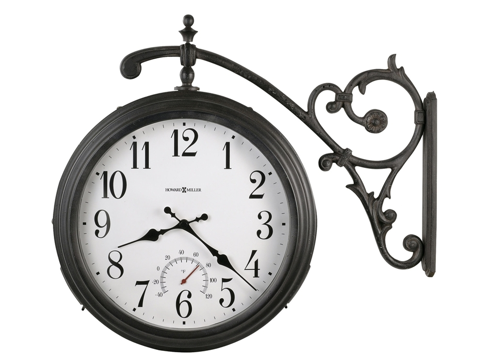 Howard Miller Clock - Luis Wall Clock