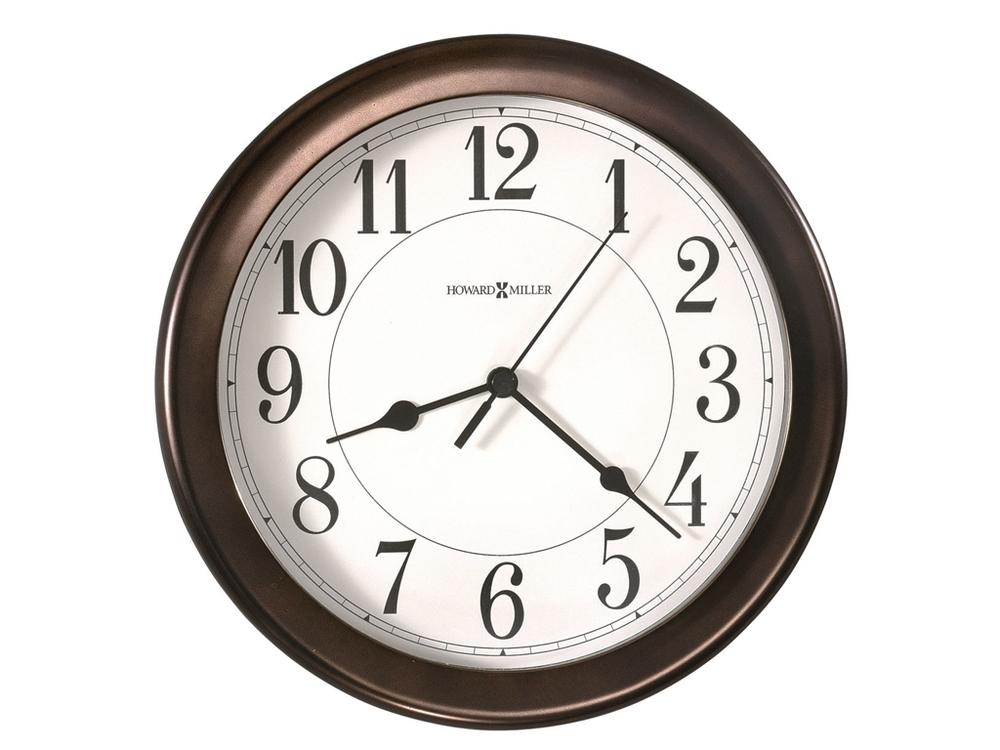 Howard Miller Clock - Virgo Wall Clock