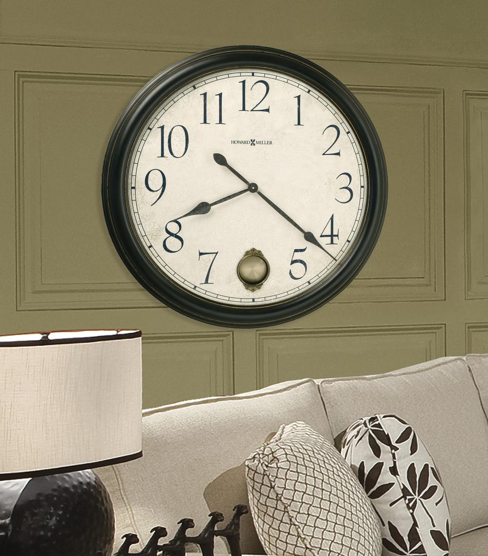 Howard Miller Clock - Glenwood Falls Wall Clock