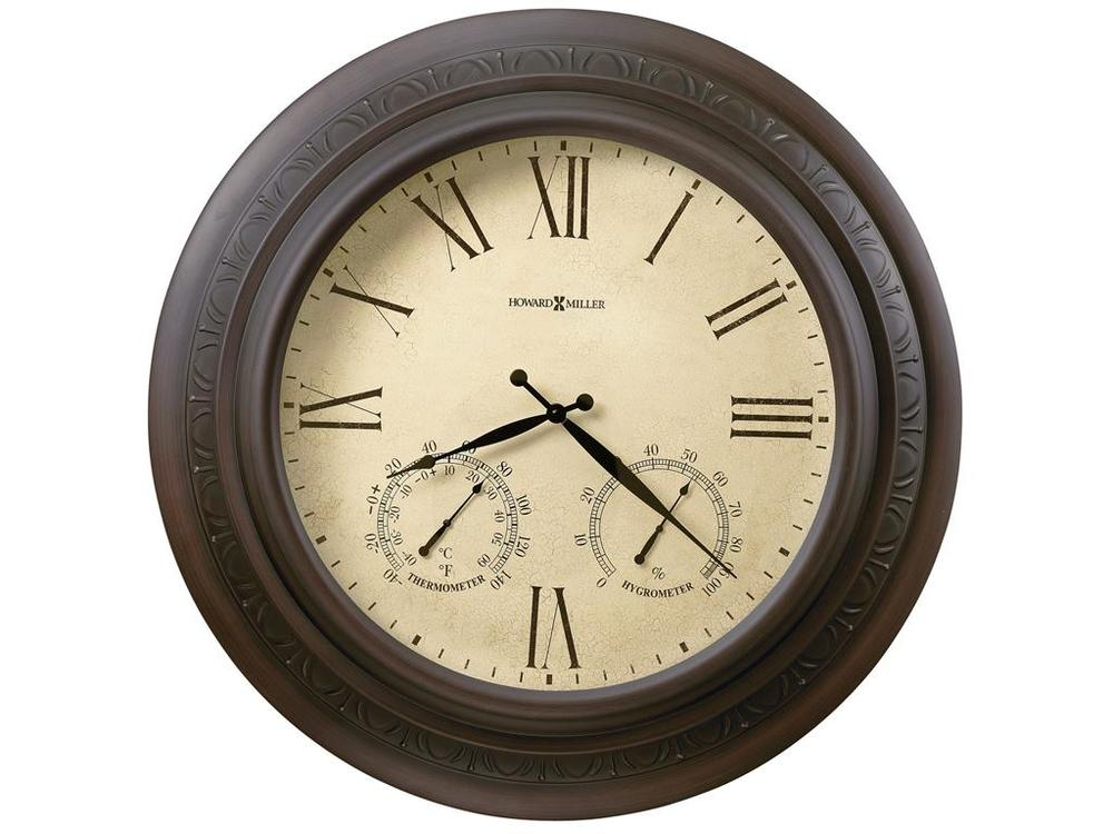 Howard Miller Clock - Copper Harbor Wall Clock
