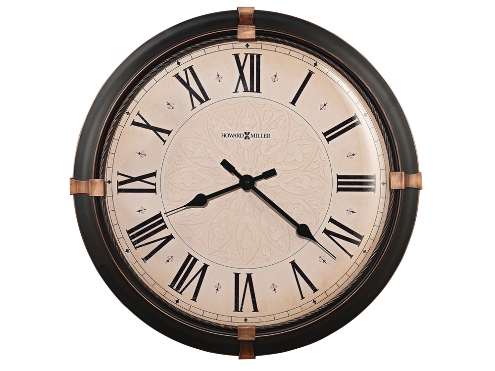 Howard Miller Clock - Atwater Wall Clock