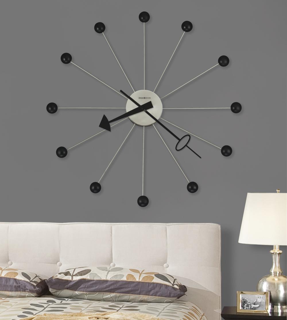 Howard Miller Clock - Ball II Wall Clock