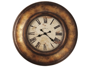 Thumbnail of Howard Miller Clock - Copper Bay Wall Clock