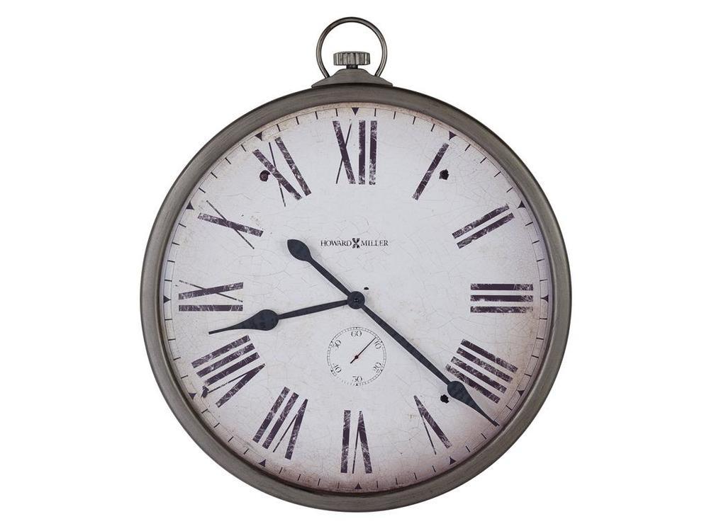 Howard Miller Clock - Gallery Pocket Watch Wall Clock