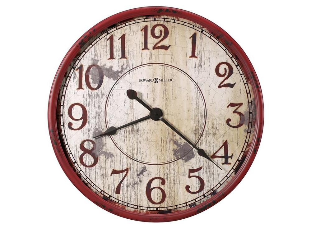 Howard Miller Clock - Back 40 Wall Clock