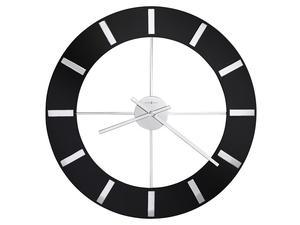 Thumbnail of Howard Miller Clock - Onyx Wall Clock