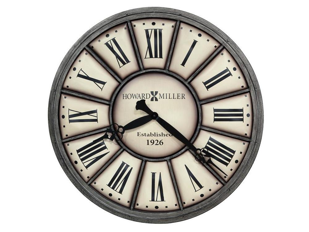 Howard Miller Clock - Company Time II Wall Clock