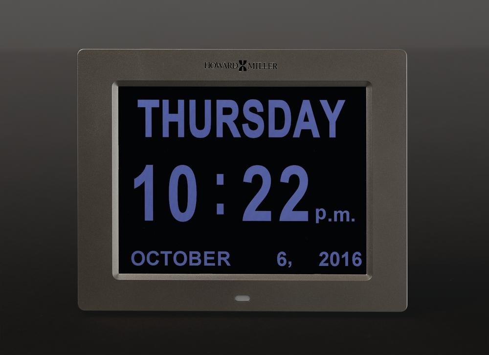 Howard Miller Clock - Memory Clock Wall Clock