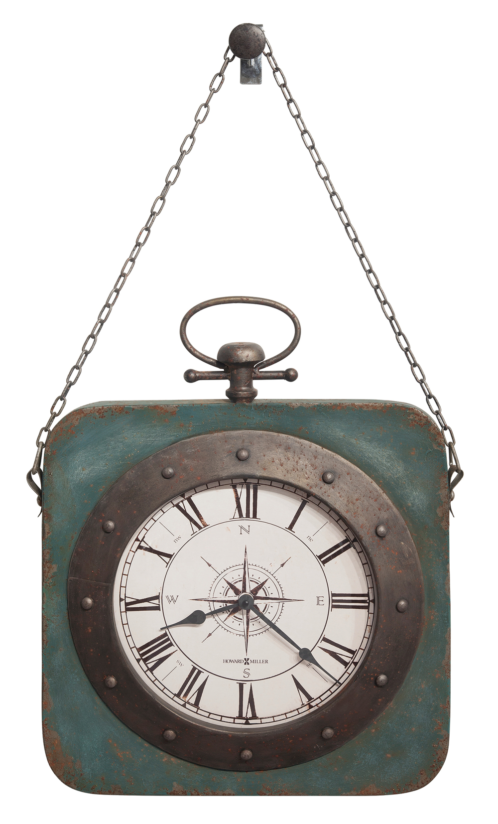 Howard Miller Clock - Windrose Wall Clock