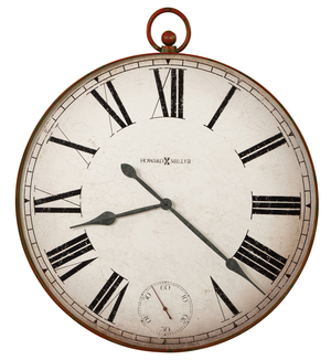 Thumbnail of Howard Miller Clock - Gallery Pocket Watch II Wall Clock