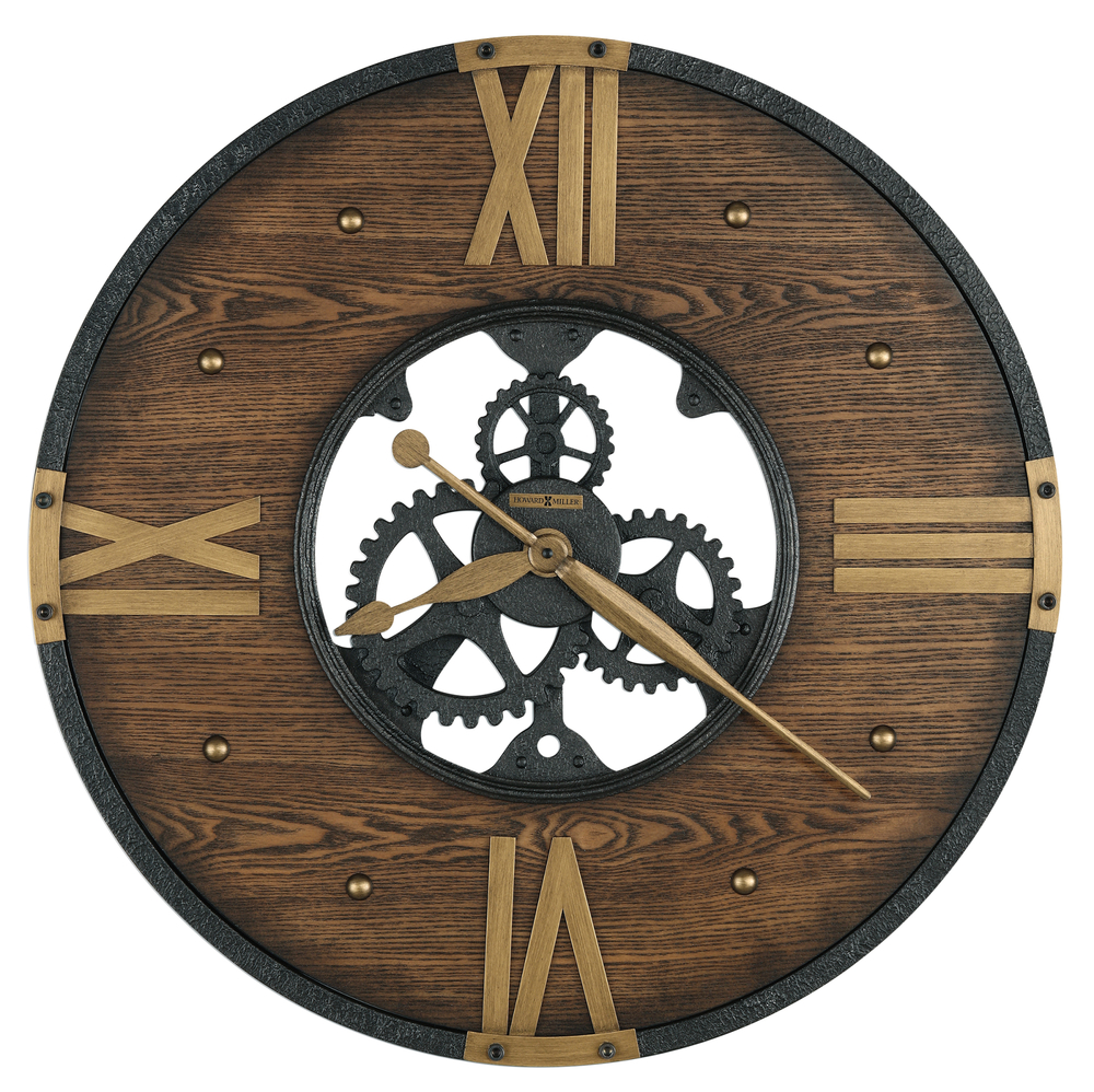 HOWARD MILLER CLOCK CO - Murano Wall Clock