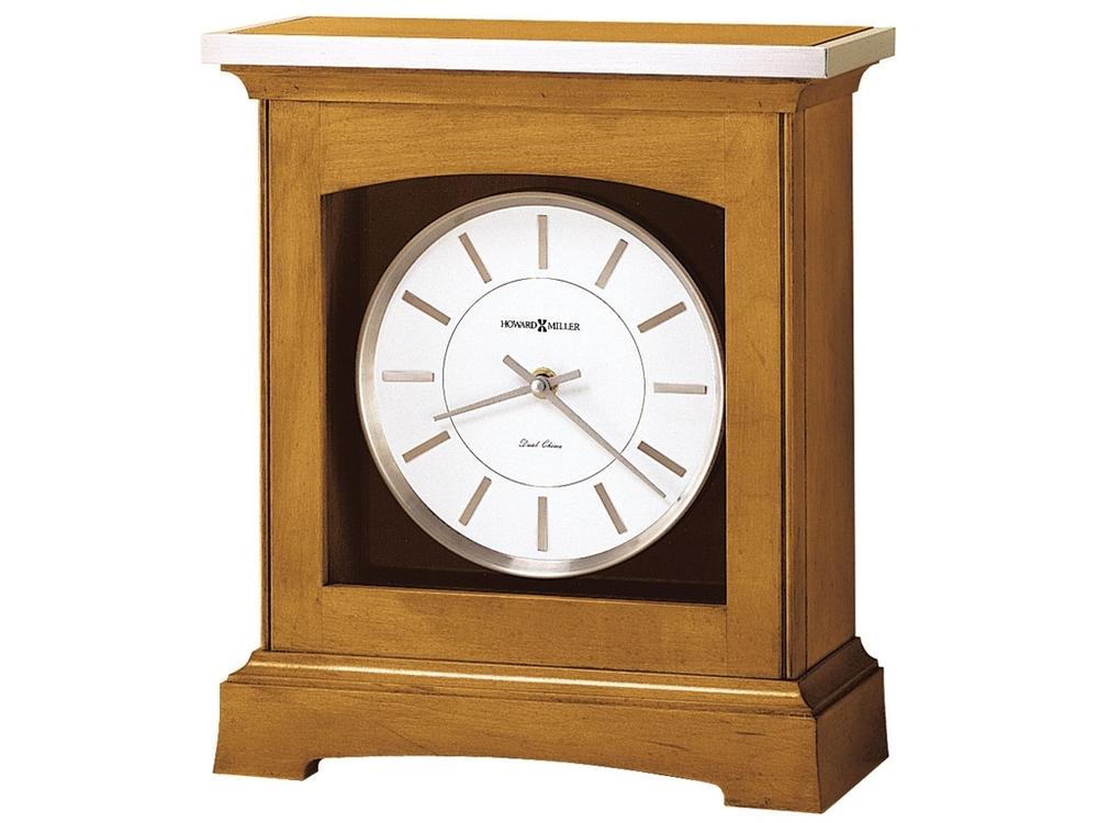 HOWARD MILLER CLOCK CO - Urban Mantel Mantel Clock