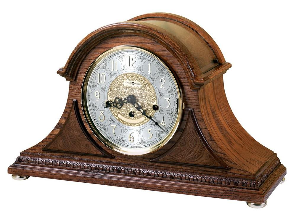 Howard Miller Clock - Barrett II Mantel Clock