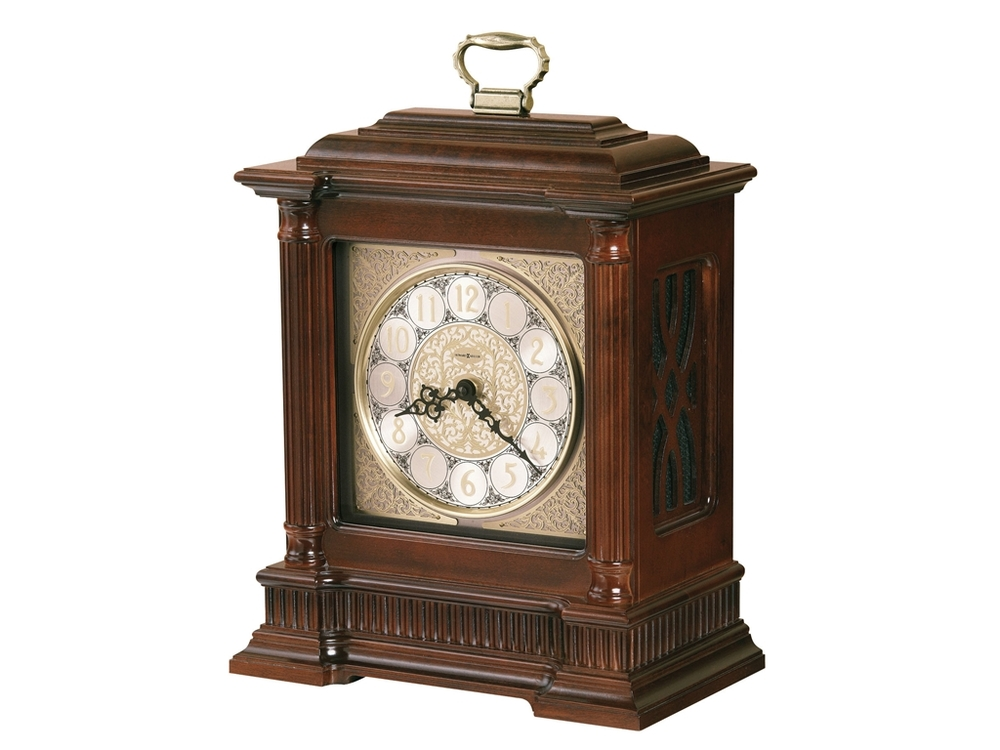 HOWARD MILLER CLOCK CO - Akron Mantel Clock
