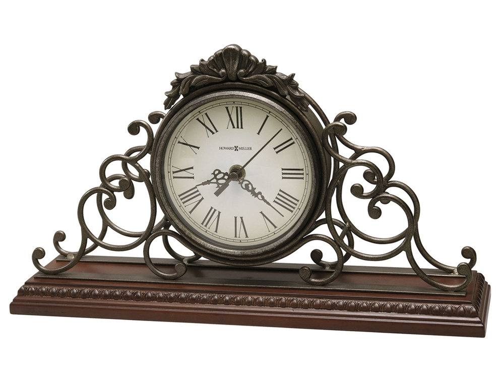 HOWARD MILLER CLOCK CO - Adelaide Mantel Clock