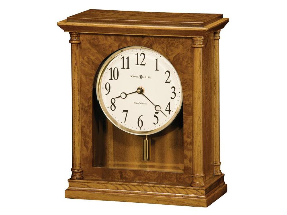 Howard Miller Clock - Carly Mantel Clock