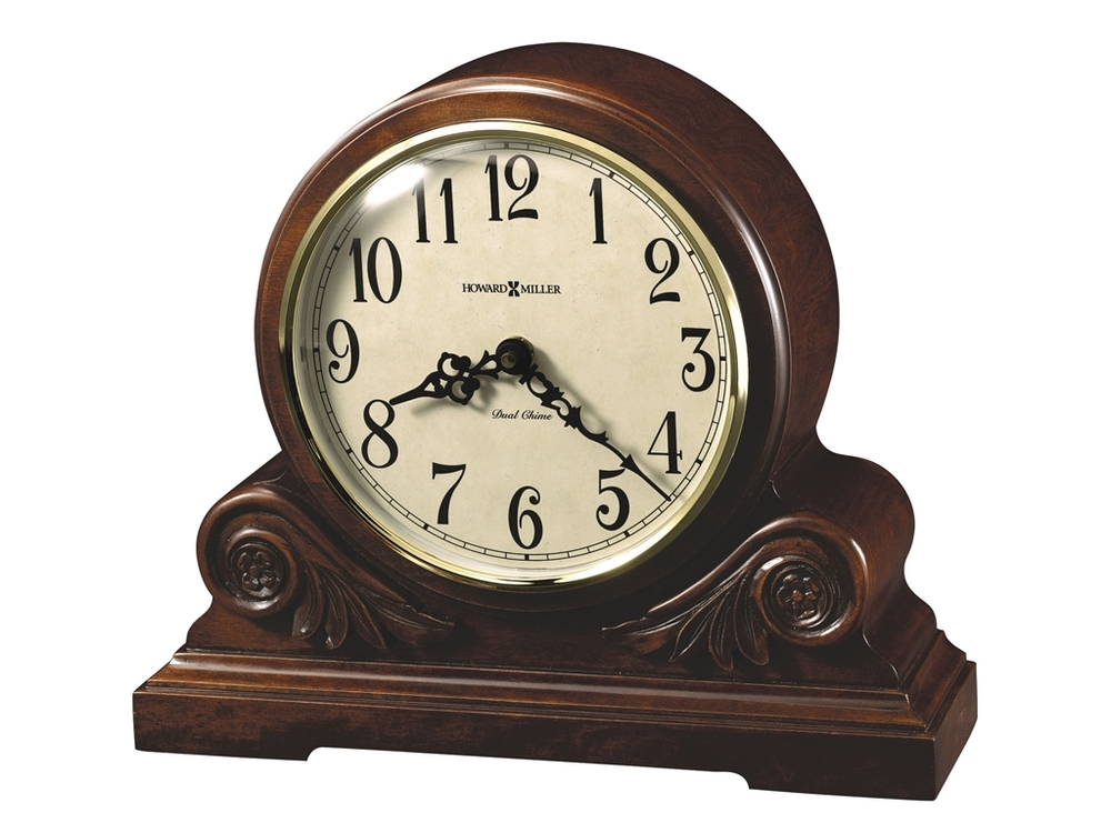 Howard Miller Clock - Desiree Mantel Clock