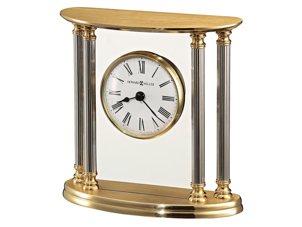 Howard Miller Clock - New Orleans Table Top Clock
